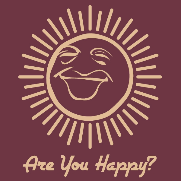 Are You Happy ?Tシャツ